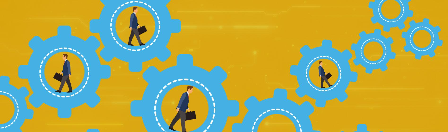Companies embrace business automation
