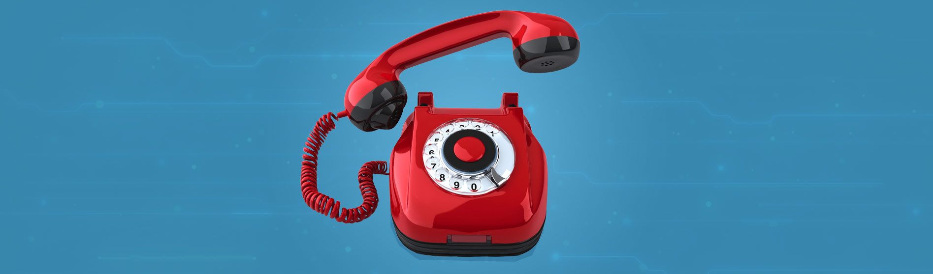 Landline phone can still evolve